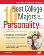10 Best College Majors for Your Personality - Laurence Shatkin