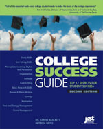 College Success Guide - Karin, Dr. Blackett