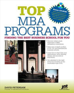 Top MBA Programs - David Petersam