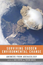 Surviving Sudden Environmental Change - Payson Sheets