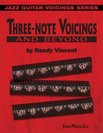 Three-Note Voicings and Beyond - Randy Vincent