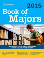 Book of Majors : All-New Ninth Edition - College Board