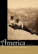 Student Course Guide: Shaping America to Accompany the American Promise, Volume 1 : Us History to 1877 - James L Roark