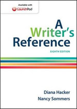 A Writer's Reference - University Diana Hacker
