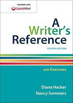 A Writer's Reference with Exercises - University Diana Hacker