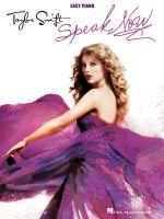 Taylor Swift : Speak Now - Easy Piano