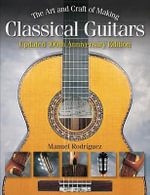 The Art and Craft of Making Classical Guitars - Manuel Rodriguez