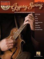 Gypsy Swing : Mandolin Play-Along Volume 5 - Hal Leonard Publishing Corporation