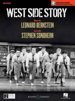 West Side Story : Piano/Vocal Selections with Piano Recording - Leonard Bernstein
