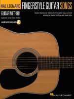 Fingerstyle Guitar Songs : Hal Leonard Guitar Method Supplement - Hal Leonard Publishing Corporation