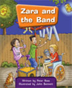16d Zara and the Band : Springboard Connect - Peter Rees