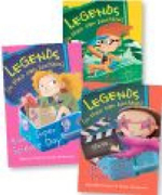 Legends (In Their Own Lunchbox) Set 2 : Reading Level 21 - 26 - various