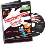 Handwriting Rules NSW CD K-2 - Katy and Kennedy, Alexandra Collis