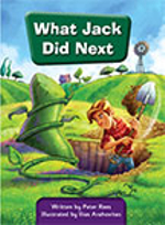 26e What Jack Did Next : Springboard Connect 3 Readers - Peter Rees