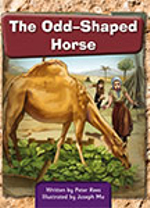 The 27a Odd-Shaped Horse : Springboard Connect 3 Readers - Peter Rees