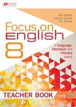 Focus on English 8 Teacher Book - Rex K. Sadler