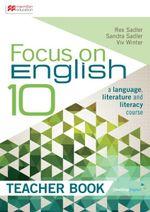 Focus on English 10 - Teacher Book - Viv Winter