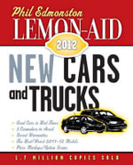Lemon-Aid New Cars & Trucks 2012 : Lemon-Aid: New Cars & Trucks - Phil Edmonston