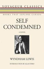 Self Condemned - Wyndham Lewis