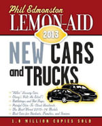 Lemon-Aid New Cars and Trucks 2013 - Phil Edmonston