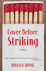Cover Before Striking - Priscila Uppal
