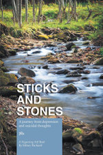 Sticks and Stones - A journey from depression and suicidal thoughts - Hilary Packard