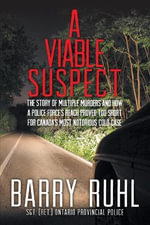 A Viable Suspect - Barry Ruhl