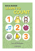 Bug & Budgie Learn To Count - Peter McBride