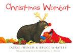 Christmas Wombat - Jackie French