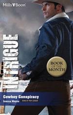 Cowboy Conspiracy : Sons of Troy Ledger Book 5 - Joanna Wayne