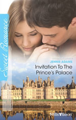 Invitation To The Prince's Palace - Jennie Adams