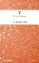 Below The Belt - Sarah Mayberry