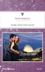 More Than One Night - Sarah Mayberry