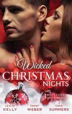 Wicked Christmas Nights/It Happened One Christmas/Sex, Lies And Mistletoe/Sexy Silent Nights - Leslie Kelly