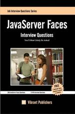 JavaServer Faces Interview Questions You'll Most Likely be Asked - Vibrant Publishers
