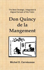 Don Quincy de La Mangement - Michel D Cerv Sasse