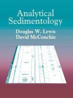 Analytical Sedimentology - Douglas W. Lewis