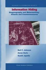 Information Hiding : Steganography and Watermarking - Attacks and Countermeasures - Neil F. Johnson