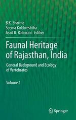 Faunal Heritage of Rajasthan, India : The Story Behind the Popular TV Series