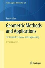 Geometric Methods and Applications - Jean Gallier