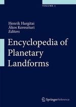Encyclopedia of Planetary Landforms - Henrik Hargitai