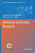 Advances in Yersinia Research : Advances in Experimental Medicine and Biology