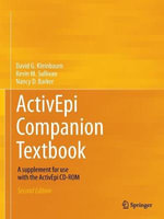 ActivEpi Companion Textbook - David G. Kleinbaum