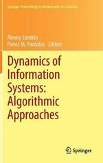 Dynamics of Information Systems : Algorithmic Approaches