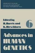 Advances in Human Genetics 6 - Harry Harris