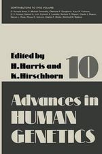 Advances in Human Genetics 10 - Harry Harris