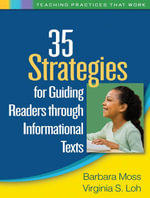 35 Strategies for Guiding Readers through Informational Texts - Barbara Moss
