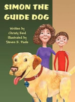 Simon the Guide Dog - Christy Reid