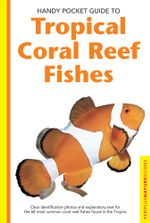 Handy Pocket Guide to Tropical Coral Reef Fishes - Gerald Allen