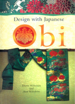 Design with Japanese Obi - Diane Wiltshire